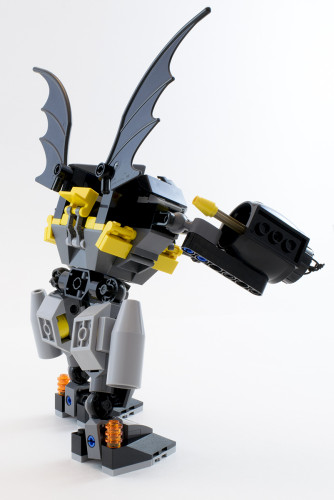 76026 - Bat-Mech Side