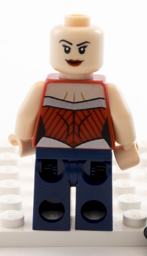 76026 - Wonder Woman Alt-Face