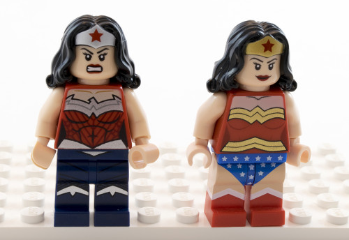 76026 - Wonder Woman Comparison