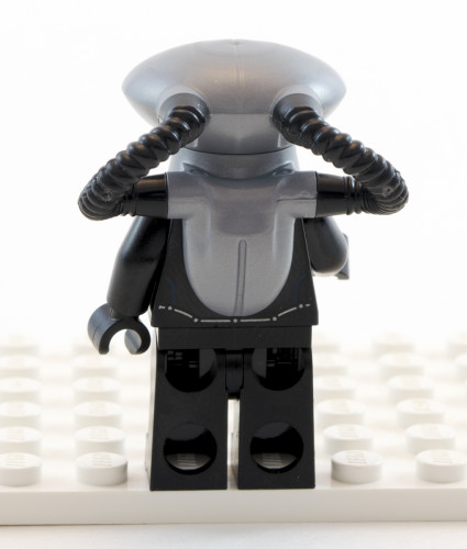 76027 - Black Manta Back