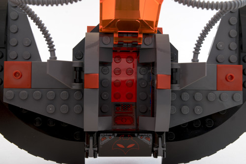 76027 - Black Manta Sub Interior