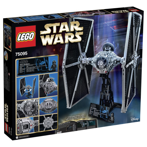 LEGO Star Wars TIE Fighter 7