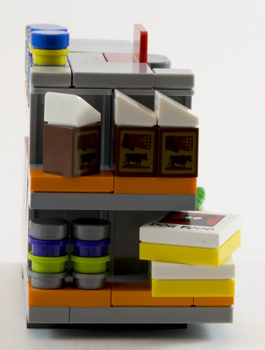 71016 Fruit Rack Front