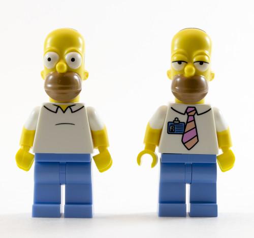 71016 Homer Comparison