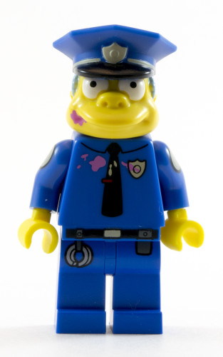 71016 Police Chief Wiggum