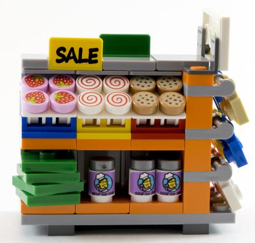 71016 Sale Rack Other Side