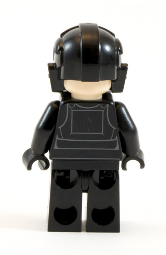 75082 - TIE Fighter Pilot Back
