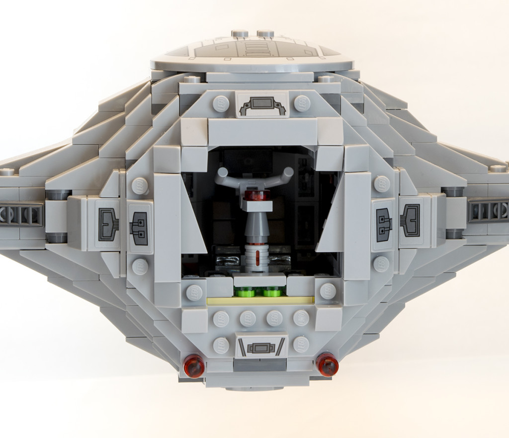 75095 - Cockpit Open