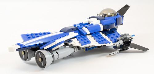 75087 Custom Jedi Starfighter