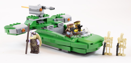75091 Flash Speeder Full Set
