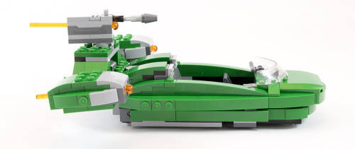 75091 Flash Speeder Side