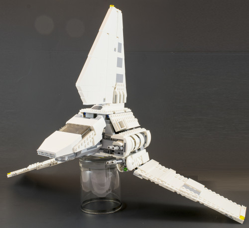 75094 Imperial Shuttle Wings Down