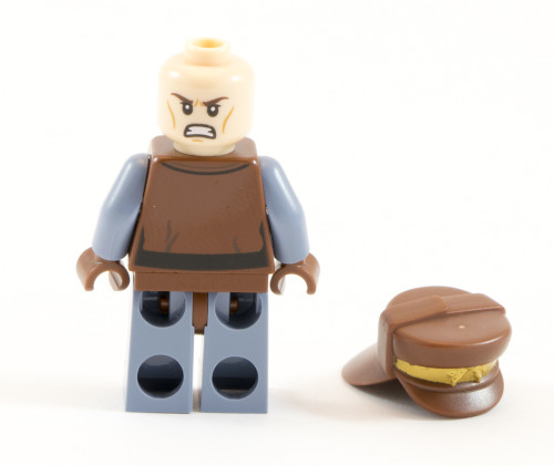 75901 Naboo Security Officer Alt-Face
