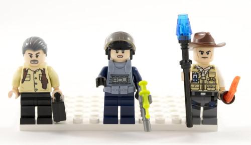 75918 Minifigs