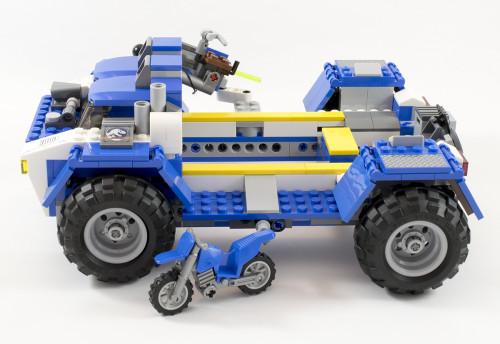 75918 Tracker and Bike