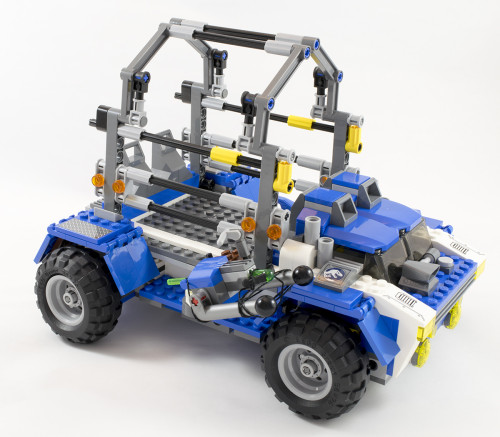 75918 Tracker with Cage