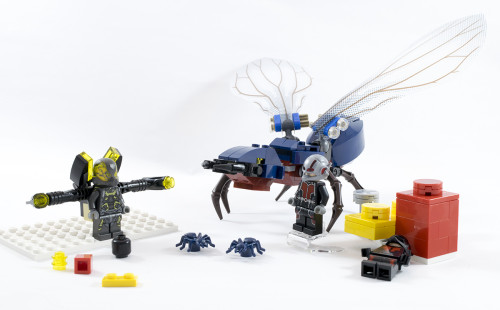 76039 Ant-Man Final Battle Full Set