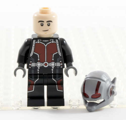 76039 Ant-Man Scott Lang Helmet Off