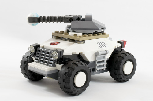 76041 Hydra Tank