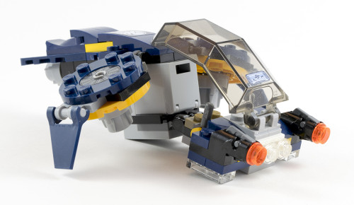 76036 - SHIELD Hovercraft