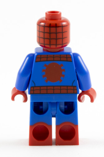 76037 - Spider-man Back