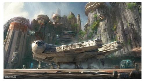 Disney Amusement Park
