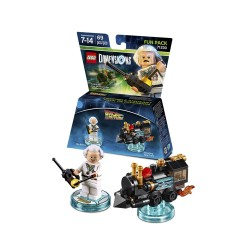 71230 Back To The Future Doc Brown Fun Pack