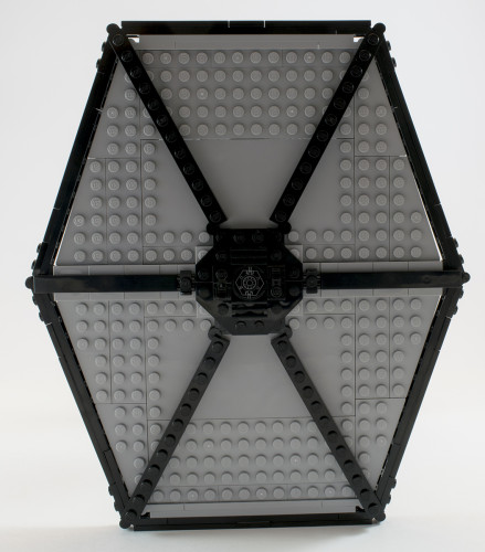 75101 TIE Fighter Panel Outside