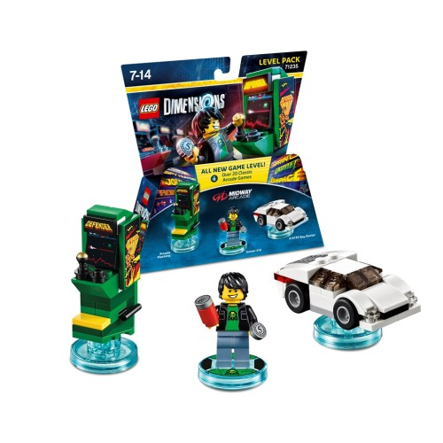 Lego-71235-Lego-Midway-Arcade-Gamer-with-Defender-Game-and-Spy-Hunter-Car-expansionpack