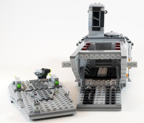 75103 - Transport Opened
