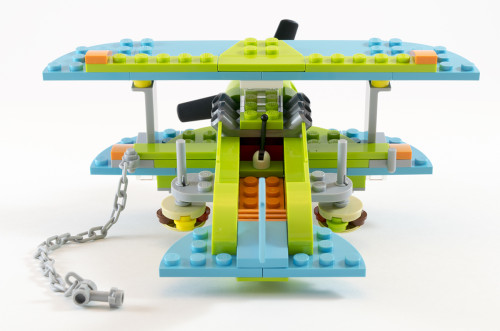 75901 - The Plane Back