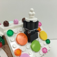 40139 Gingerbread House - 16