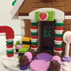 40139 Gingerbread House - 7