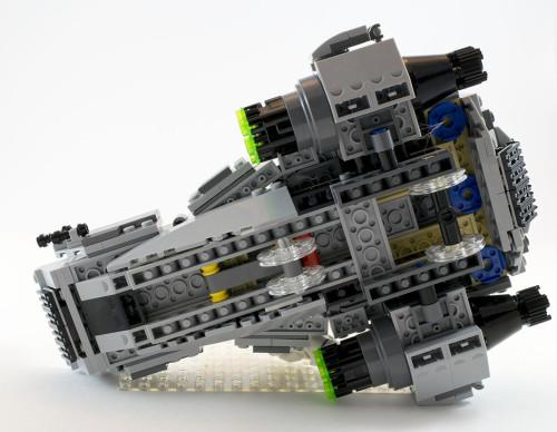 75100 Snowspeeder Underside