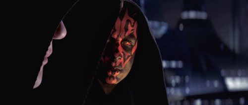Maul and Sidious