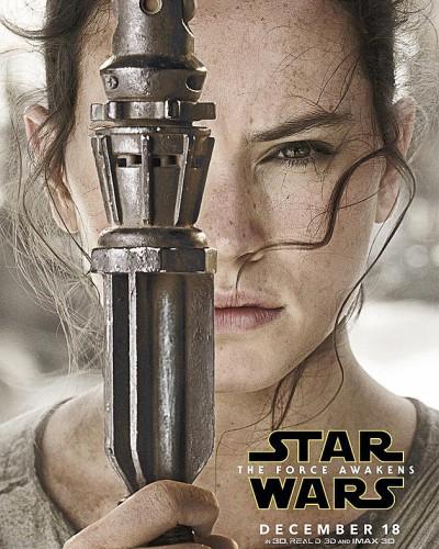 Poster - Rey