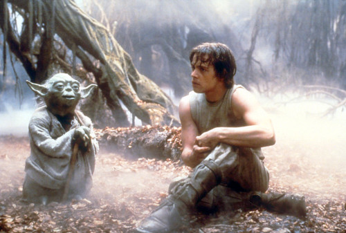How did they screw up the Episode I version of Yoda so bad?