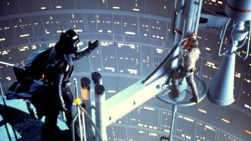 Luke and Vader Round 1