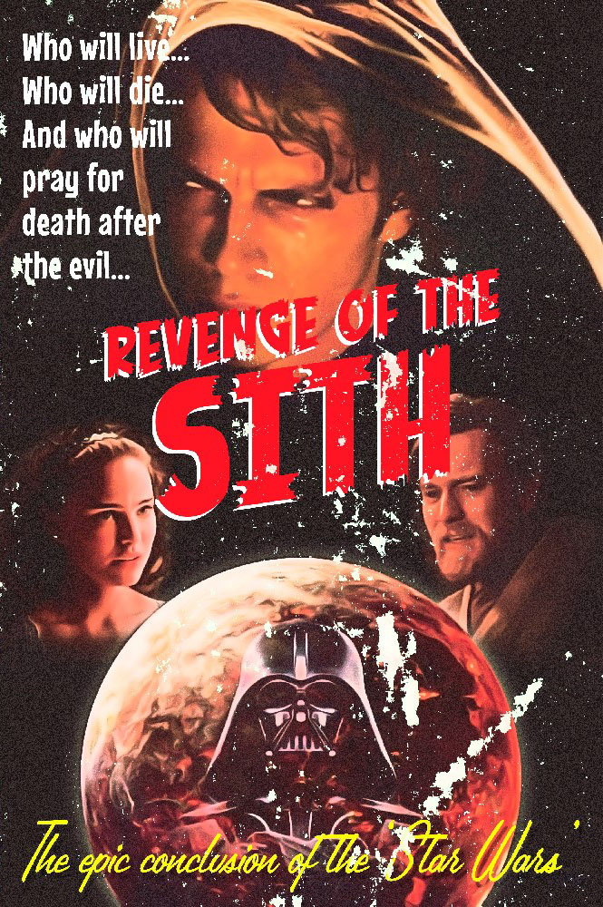 Review Star Wars Episode Iii Revenge Of The Sith Fbtb