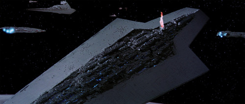 "The Imperial Corps of Engineers apparently didn't learn the lesson of ""Single Point of Failure"" from the first Death Star"