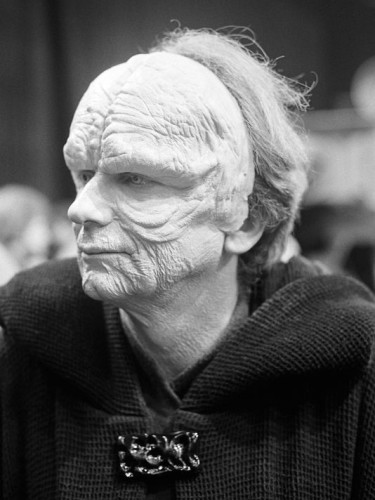 Still Better than the Episode III makeup