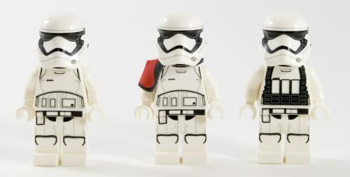 75104 First Order Stormtrooper Comparison