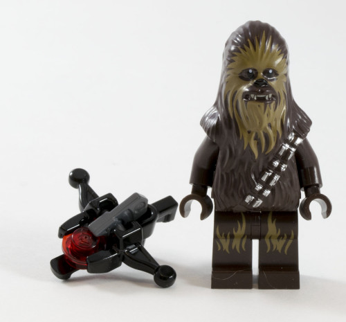 75105 Chewie and Bowcaster