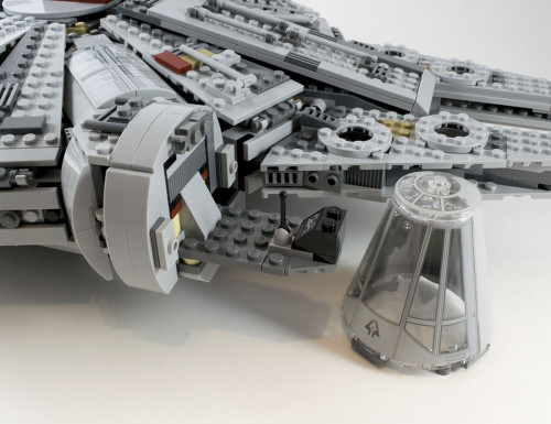 75105 Millennium Falcon Cockpit