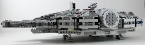75105 Millennium Falcon Feet