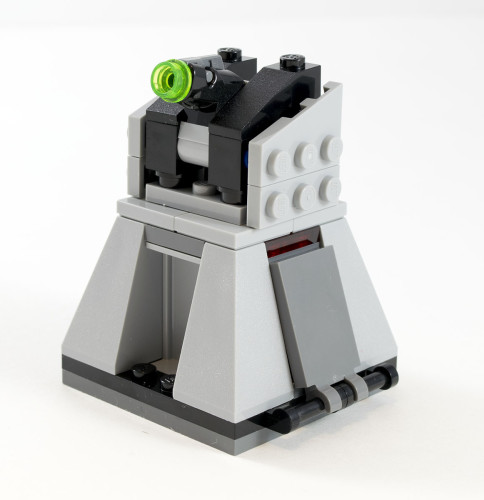 75132 Turret Closed