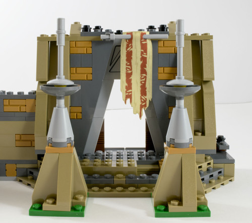 75139 Maz's Temple Entrance