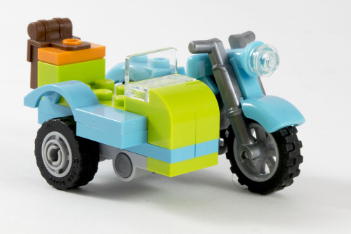 75904 Mystery Motorcycle