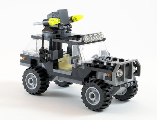 76030 SHIELD Truck