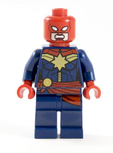 76049 Captain Marvel Alt-Head